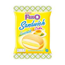 Bánh trứng Fun O Sandwich Thái Lan 156g - Shop Gia Dụng Ngọc Đức