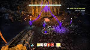 Light All The Heirlooms Eso Chateau Of The Ravenous Rodent Eso Puzzle Youtube