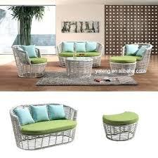 wicker sectional indoor leisure indoor outdoor synthetic rattan sectional sofa with seat cushion outdoor rattan sectional rattan sectional sofa interior