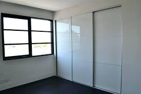 sliding door cast good looking mirrored interior door 3 panel sliding closet doors cast mirror glass