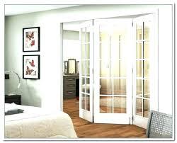 interior bifold doors with glass internal panels uk