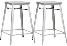 gray counter stools. Aaron Place Gray Counter Height Stools (Set Of 2)