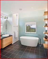 sea glass mosaic tile bathroom 158141 sea glass tile bathroom contemporary with accent wall aqua black