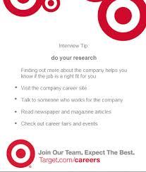 Interview Tip