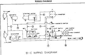 allis chalmers b 10 wiring diagram wiring diagrams help allis chalmers b mytractorforum the friendliest