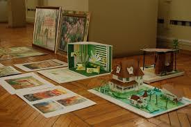 Институт дополнительного образования Защита дипломных проектов программы Современный дизайн среды
