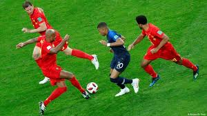 Page officielle de kylian mbappé. Opinion Genius Kylian Mbappe Is Ready For The Biggest Stage Of All Sports German Football And Major International Sports News Dw 10 07 2018
