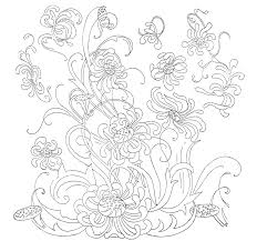 Embroidery Patterns Free Gorgeous Free Embroidery Pattern Archives Vintage Crafts And More