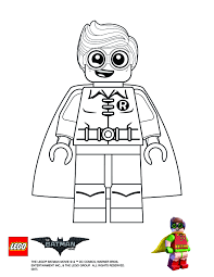 Giant lego harley quinn hair v2. Coloring Page Robin Lego Coloring Superhero Coloring Pages Batman Coloring Pages