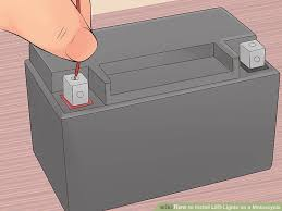 3 easy ways to install led lights on a motorcycle wikihow image titled install led lights on a motorcycle step 2