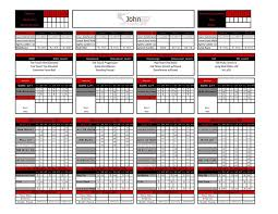 workout excel templates personal training excel templates barca fontanacountryinn com