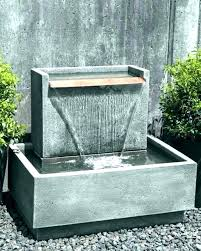 large indoor water fountains india wall waterfall fountain outdoor glass ass outdoo