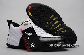Outlet Air Jordans 12 Low Retro Taxi Price 94 62 Air