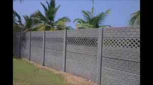 Light Weight Bricks In Chennai Precast Boundary Walls Chennai At Rs 54 000 Boundary