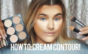 how to cream contour using s rachel leary ad you