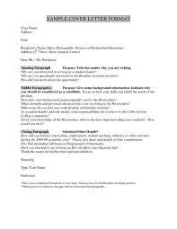 Cover Letter With Name Cover Letter Template No Recipient Name Writing A Cover