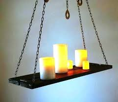 candle chandeliers non electric hanging holder chandelier uk