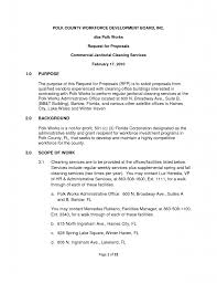 Service Agreement Samples Cleaning Service Contract Sample Janitorial Agreement By