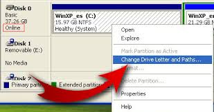 Change a Drive Letter in Windows XP Step 4Bullet3