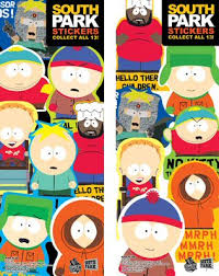 South Park Vending Machine Toys Adorable Buy South Park Vending Stickers Vending Machine Supplies For Sale
