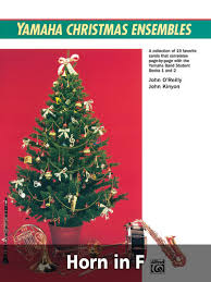 info online library ebooks yamaha christmas ensembles horn in f