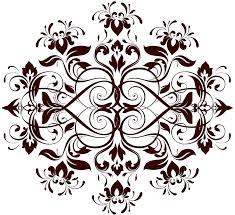 Medallion Pattern Interesting Decorating Design