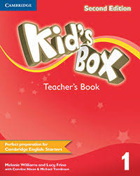 Kids box 2nd edition Table of contents Cambridge University Press