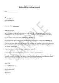 Job Offering Letter Magdalene Project Org