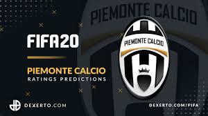 FIFA 20 Piemonte Calcio (Juventus) Player Ratings ...
