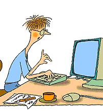 Resultado de imagen para Gifs de gente con computadoras