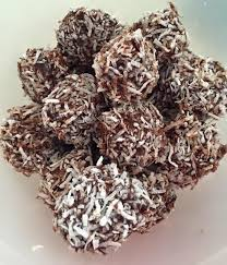 Image result for coconut ball images