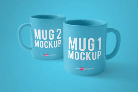 Choose from six colors to coat the handle and inside of your mug with a vibrant glaze. Free Psd Mug Mockups Mockuptree