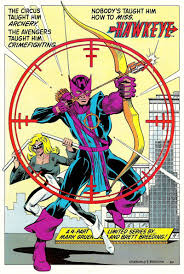 Image result for hawkeye #1 gruenwald