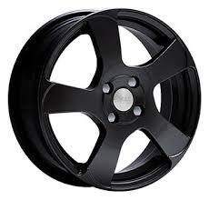 Колесный диск <b>SKAD Акула 6x16/4x100 D60.1</b> ET50 Черный бархат