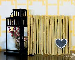 diy bamboo wall decorations homesthetics net 9