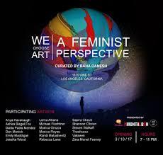 ARTIST PORTRAITSARTIST HIGHLIGHTSWE CHOOSE ART A FEMINIST.