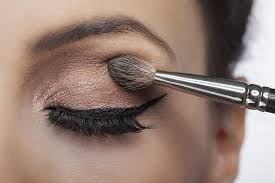 read metallic makeup try it for yourself green eyes