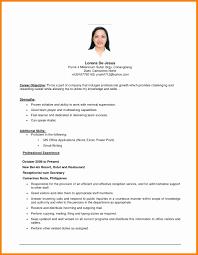 Call Center Resume Objective Best Of Resume Sample Objectives