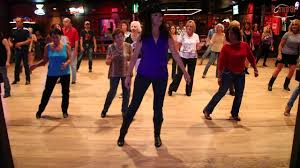 Martina Mcbride - Line Country Dance Night Youtube Nightclub Round Western Wild Up