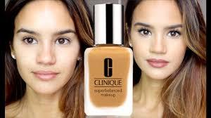 Clinique Superbalanced Makeup Color Chart Clinique Superbalanced Silk Foundation First Impression