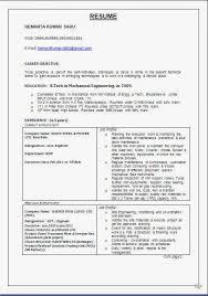 Beautiful Mnc Resume Format For Freshers With Additional Cv Examples ...