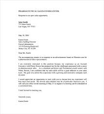 Cover Letter For Pharmaceutical Company Magdalene Project Org