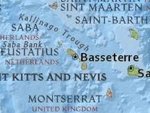 St Kitts Climate Chart Average Weather In Basseterre St Kitts Nevis Year