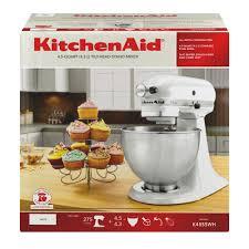 kitchenaid 4 5 mixer. kitchenaid 4 1 2 quart mixer kitchenaid® classic™ series 4.5 tilt-head 5