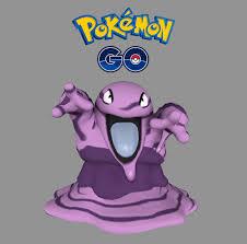 Pokemon GO Grimer by Maxdemon6 on DeviantArt
