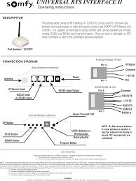 urtsii universal rts interface ii urtsii ( 1810872 user manual IR Light at Spomfy Ir Wiring Diagram