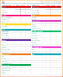Excel Biweekly Budget Template Weekly Budget Template Bi Biweekly Simple Worksheet
