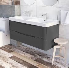 double basin vanity unit basin vanity