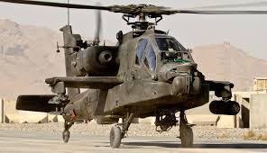 Fileus Army Ah 64d Apache Helicopter At Kandahar Airfield Mod