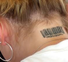 Tetování Za Krkem